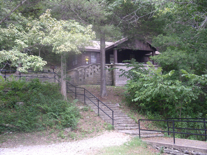 Roaring River State Park Cabins
