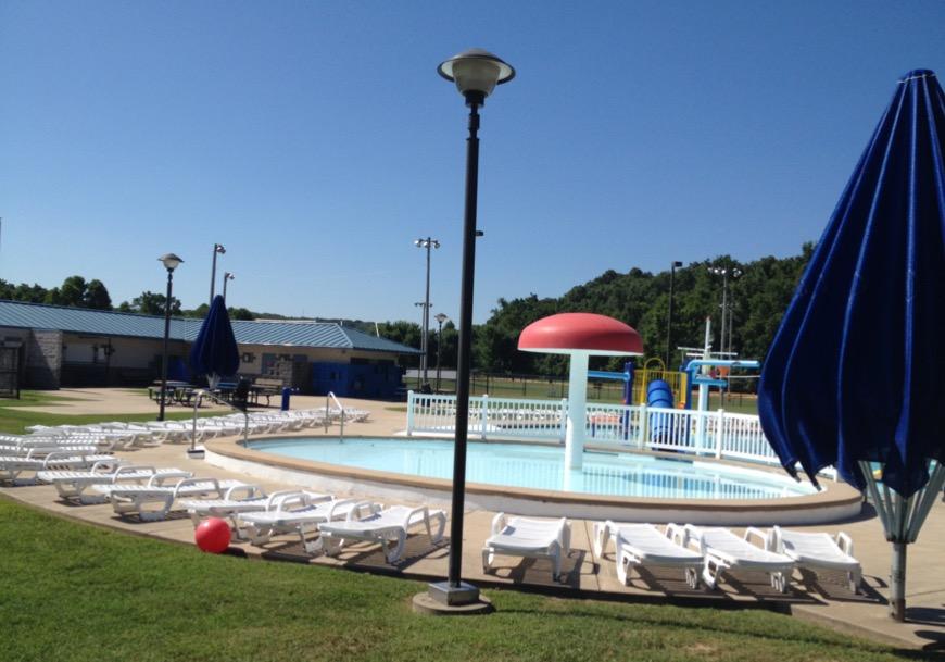 Aquatic Center Cassville Missouri