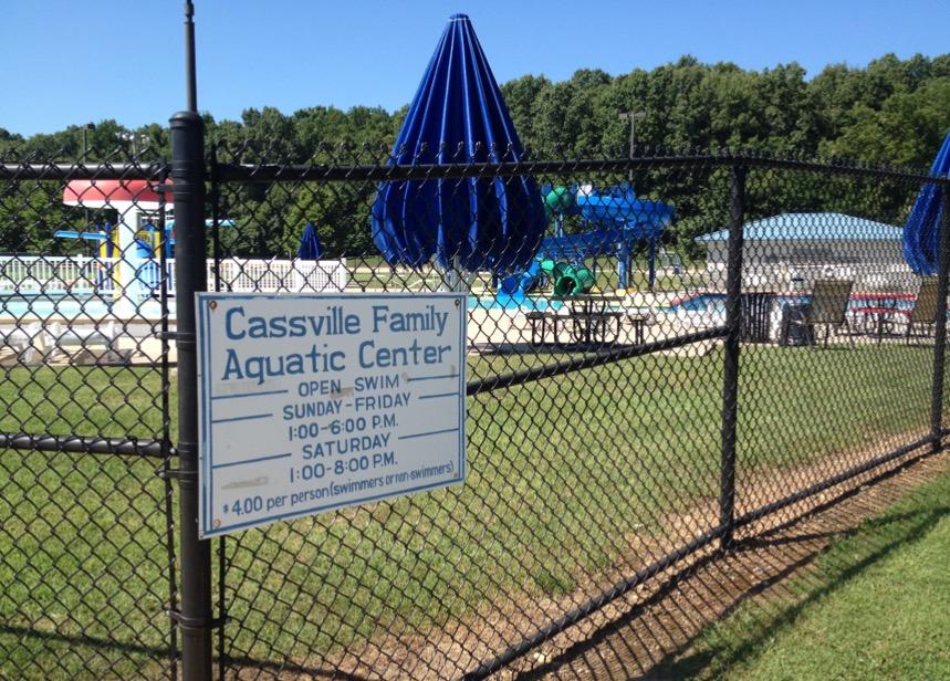 Aquatic Center Cassville